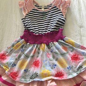 Matilda Jane dress. Size 2. GUC.